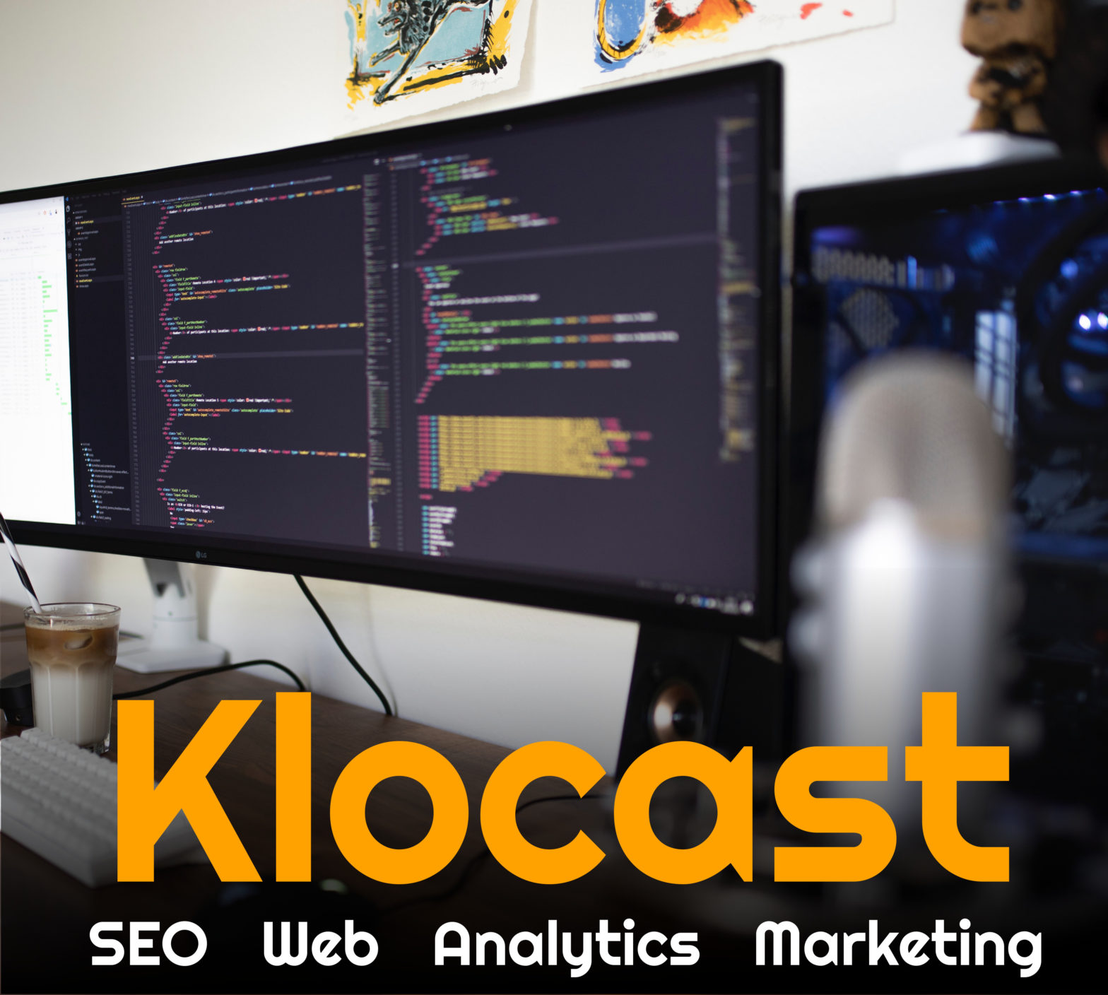 Klocast - SEO, Web Analytics and Markeing